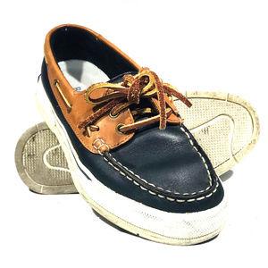 Ralph Lauren Polo Sport WC8994B Mens Boat Shoes